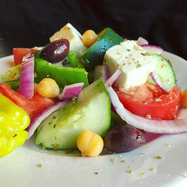 June 2018 Specials Salad The Village Salad