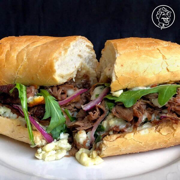 February 2019 Specials Sandwich The Storm