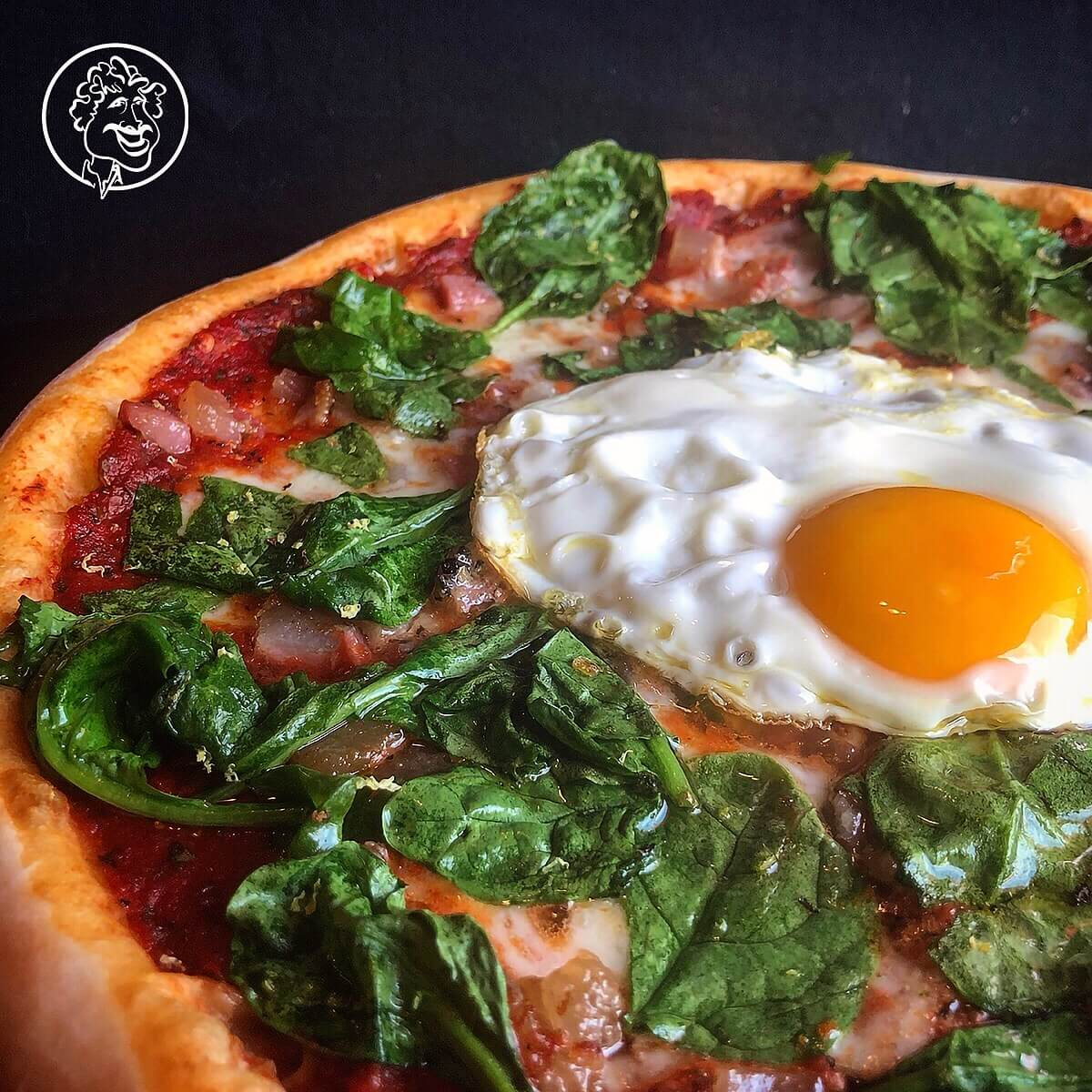 August 2019 Specials Pizza #LikeTheEgg